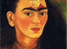 Kahlo_Diego y yo, 1949