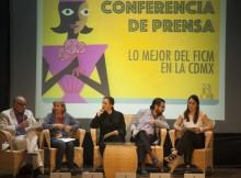 Alejandro Pelayo, Guadalupe Ferrer, Daniela Michel, Ramón Ramírez, Maricarmen Figueroa