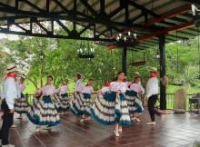 Concluye el Festival Internacional de Danza Folklórica
