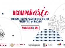 Anuncian a beneficiarios del programa Acompañarte
