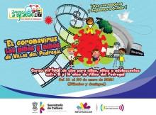 Ofrece Secum curso virtual de cine infantil y juvenil para concientizar sobre Coronavirus